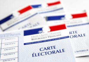 INSCRIPTION SUR LISTE ELECTORALE