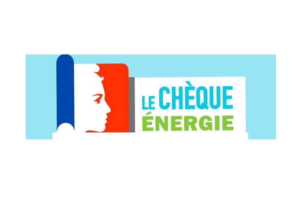 Nouveauté Chèque Énergie