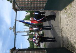 Commémoration du 75ème anniversaire de la Victoire du 8 mai 1945