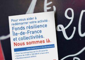 Le fonds résilience : une aide aux petites entreprises