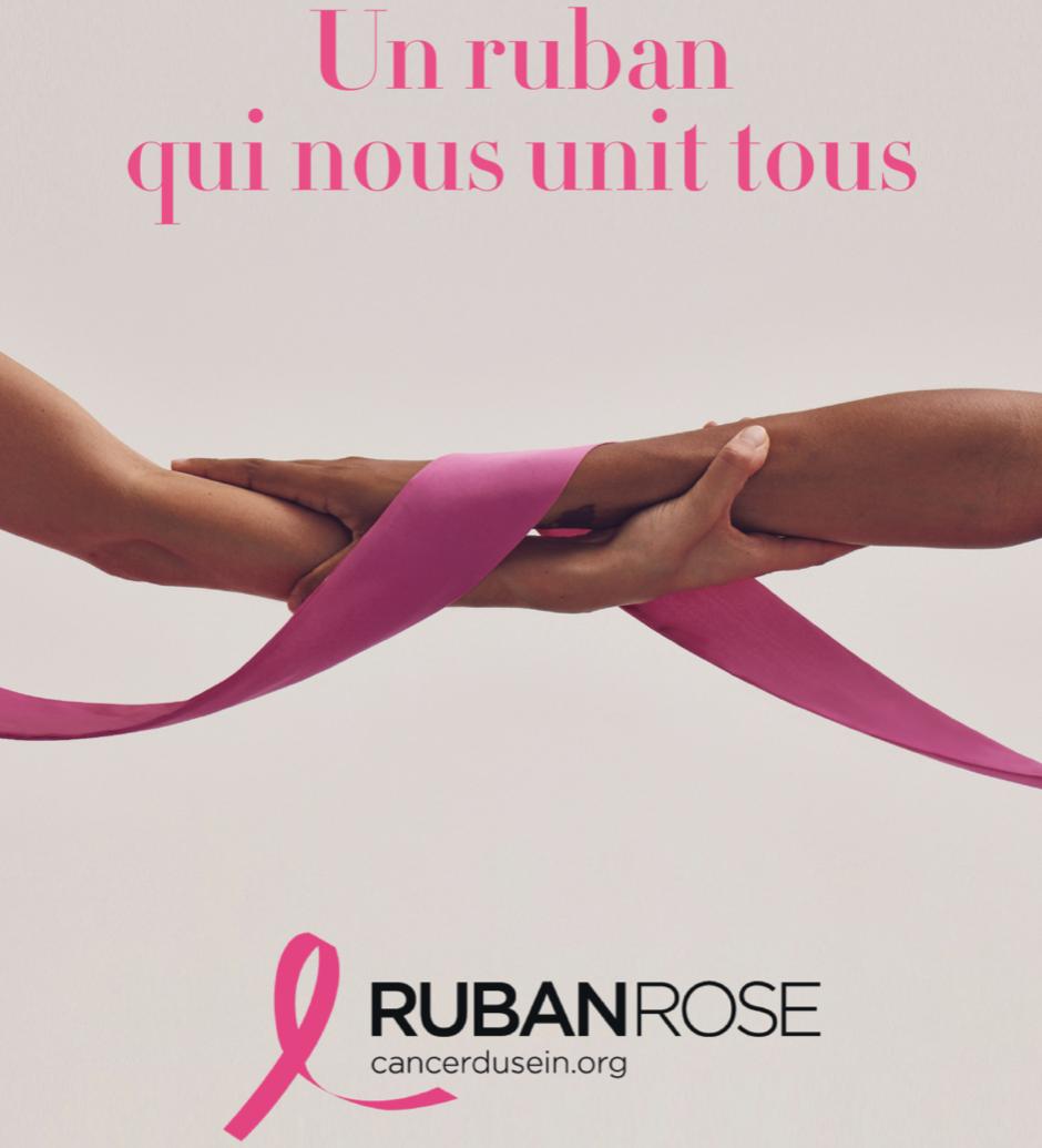 Dépistage organisé du cancer du sein Octobre rose