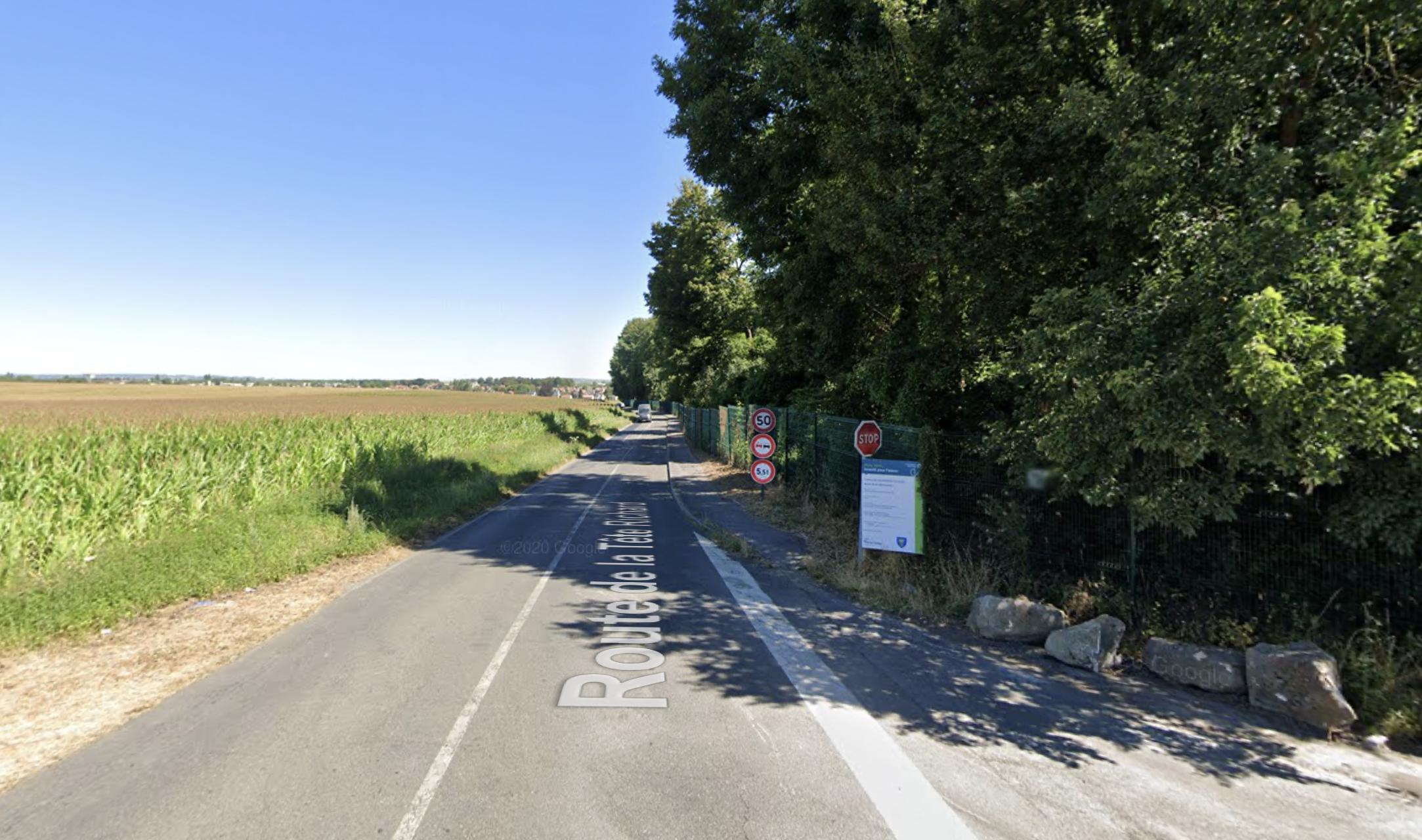 Interdiction de circulation sur la Route de la Tete Richard du 29 mars au 02 avril 2021