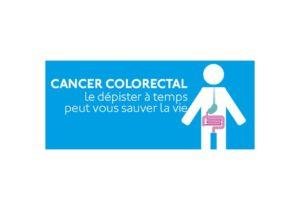 Mars bleu : partenariat  contre le cancer colorectal