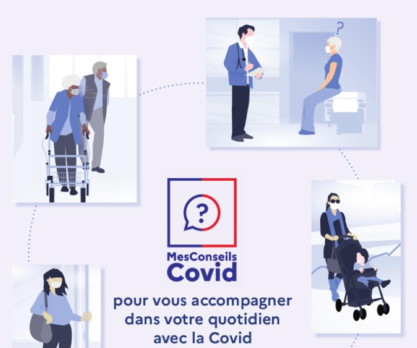 Covid-19 : des réponses fiables, claires et à jour pour savoir comment agir.